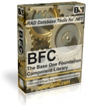 Base One Foundation Component Library (BFC)