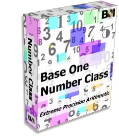 Base One Number Class - Introduction